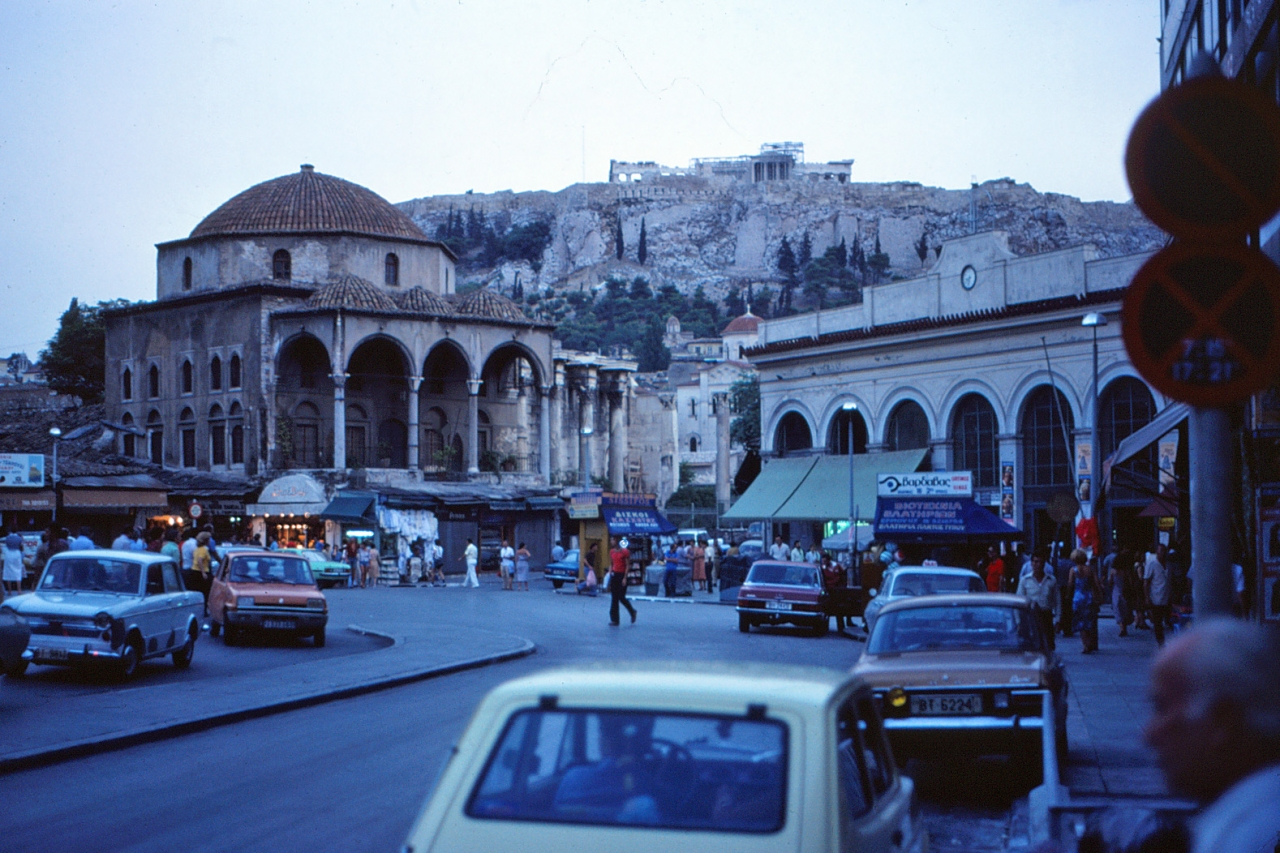 Athen - Greece - 1979 - Foto: Ole Holbech