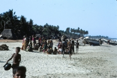 Auroville Beach - India - 1983 - Foto: Ole Holbech