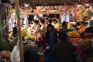Mani Sithu Market - Bagan - Myanmar - Burma - 2019