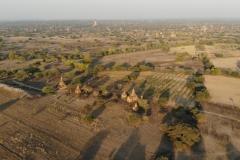 East O-htein Taung - Bagan - Myanmar - Burma - 2019
