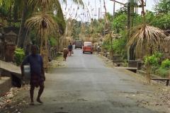 Tenganan - Candidasa - Bali - Indonesia - 1993 - Foto: Ole Holbech
