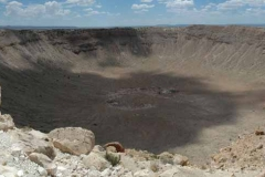 Barringer Meteorite Crater - Arizona - 2012 - Foto: Ole Holbech