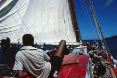 Carriacou - Grenada - Caribbean - 1981 - Foto: Ole Holbech