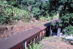 Colombo Kandy Railway - Sri Lanka - 1983 - Foto: Ole Holbech