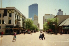 Fort Worth - Texas - USA - 1999 - Foto. Ole Holbech
