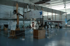 Italian Air Force Museum – Bracciano – Italy – 2013 - Foto: Ole Holbech