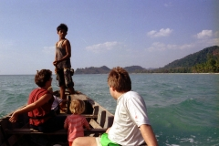 Koh Chang – Thailand – 1994 - Foto: Ole Holbech