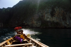 Koh Phi Phi – Thailand – 1994 - Foto: Ole Holbech