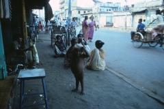 Madras - Chennai - India - 1983 - Foto: Ole Holbech