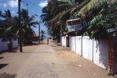 Negombo - Sri Lanka - 1987 - Foto: Ole Holbech