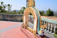 Tilawkasayambhu Buddha Statue - Ngapali Beach - Myanmar - Burma - 2019
