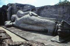 Polonaruwa - Sri Lanka - 1983 - Foto: Ole Holbech
