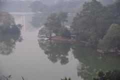 Kandawgyi Lake  - Rangoon - Myanmar - Burma - 2019