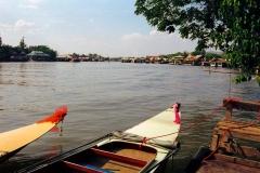 River Kwai - Thailand - 1994 - Foto: Ole Holbech
