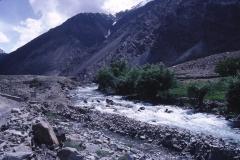 Satpara - Kashmir - 1983 - Foto: Ole Holbech