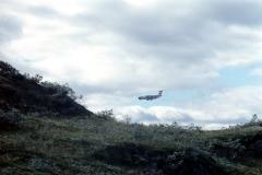 Søndre Strømfjord - Kangerlussuaq - Greenland - 1976 - Foto: Ole Holbech