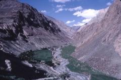 Shigar - Kashmir - 1983 - Foto: Ole Holbech