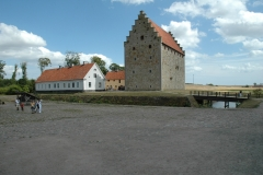 Glimmingehus - Skåne - Sverige - 2008 - Foto: Ole Holbech