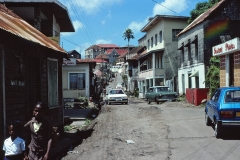 St. George´s - Grenada - 1981 - Foto: Ole Holbech