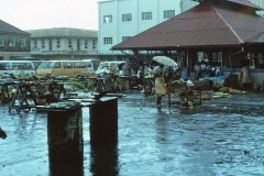 St. George´s - Grenada - 1981 - Foto: Ole Holbech